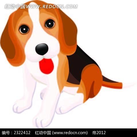 国外宠物手绘图
