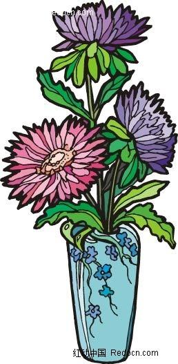 盆景 盆栽 设计 矢量 矢量图 素材 植物 258_527 竖版 竖屏