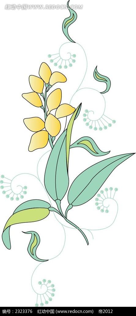 几何花纹手绘图形图片