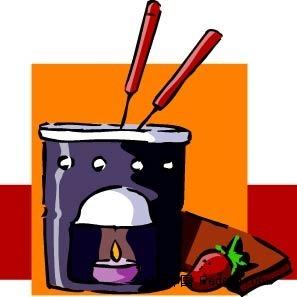 水果汁手绘立体图形
