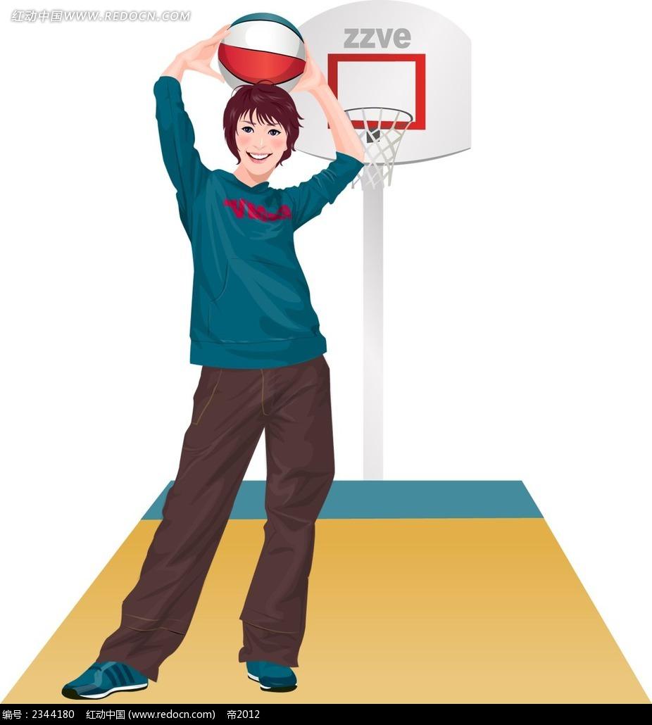 简发型打红色的小笔画_第3页_短发网头发篮球图片男孩模特图片