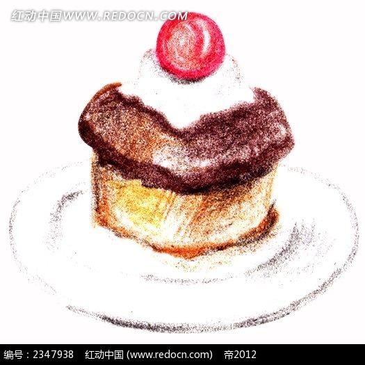 迷你小蛋糕手绘漫画