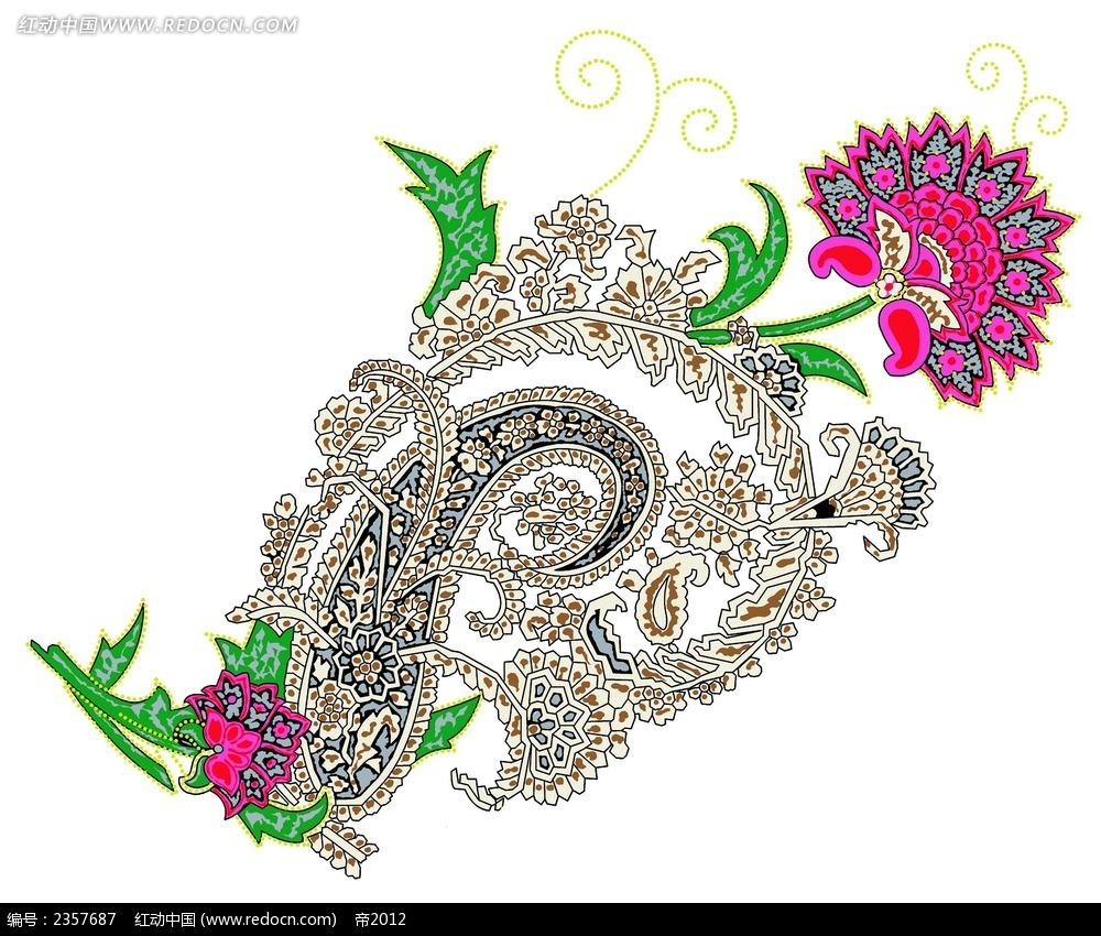 淘宝免费模板 > 装饰图案_手绘图片唯美简笔画  欧式镂空装饰图案模板