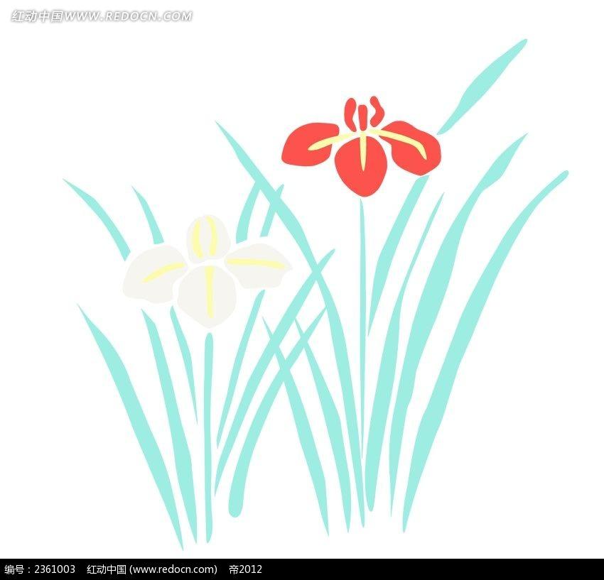 免费素材 psd素材 psd花纹边框 花纹花边 手绘绿色植物叶子插画