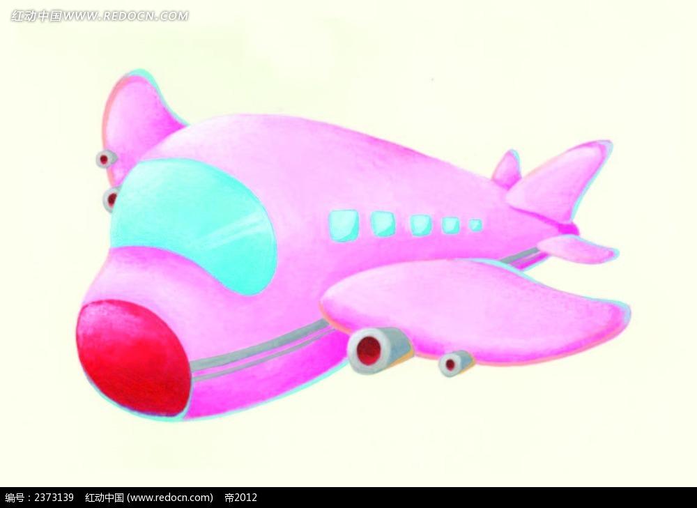 儿童飞机图片大全大图