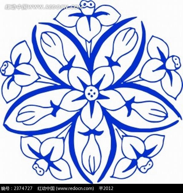 花纹图案设计图片