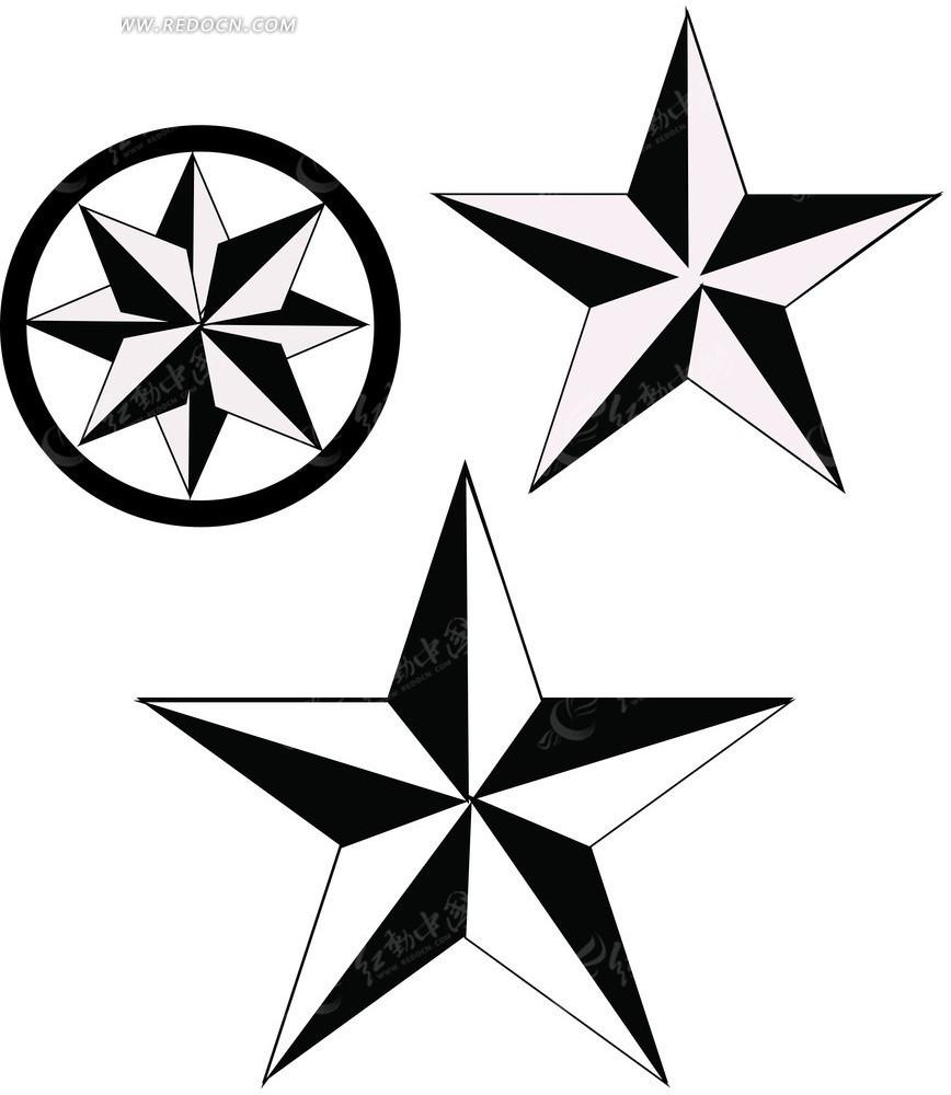 星形标志图片 星形标志 星形 矢量素材 星形标志 免费下载 我要改图 素材编号 : ... 星形