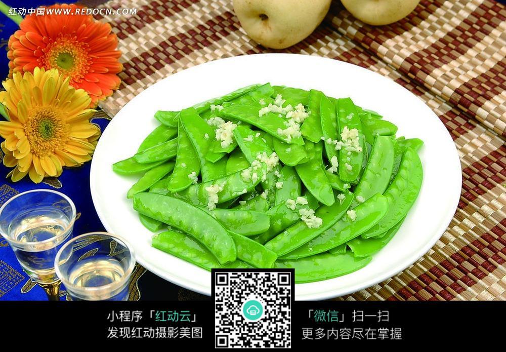 蒜香荷兰豆