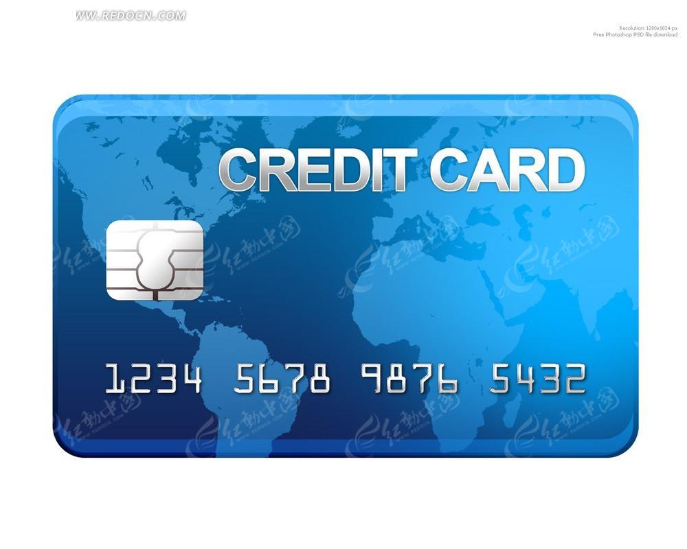 银行卡图标