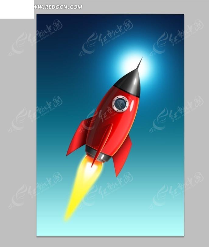 提灯笼的卡通小孩_卡通小孩打灯笼图片_小孩; 卡通火箭_现代科技