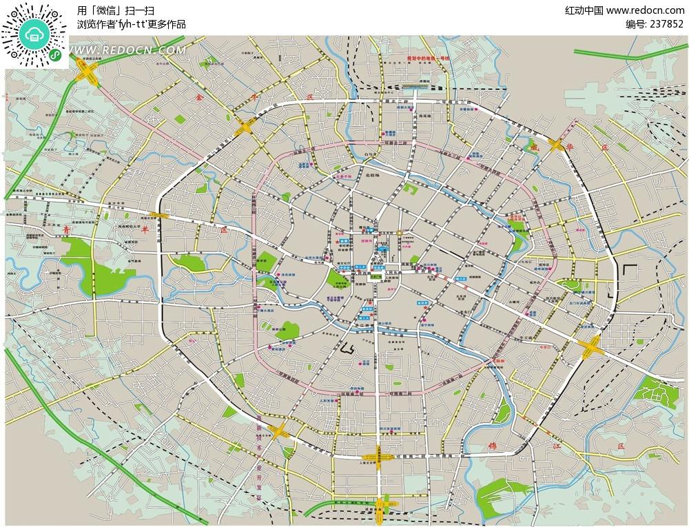 成都市地图_成都地推【相关词_ 成都地图全图高清版】 - 随意贴