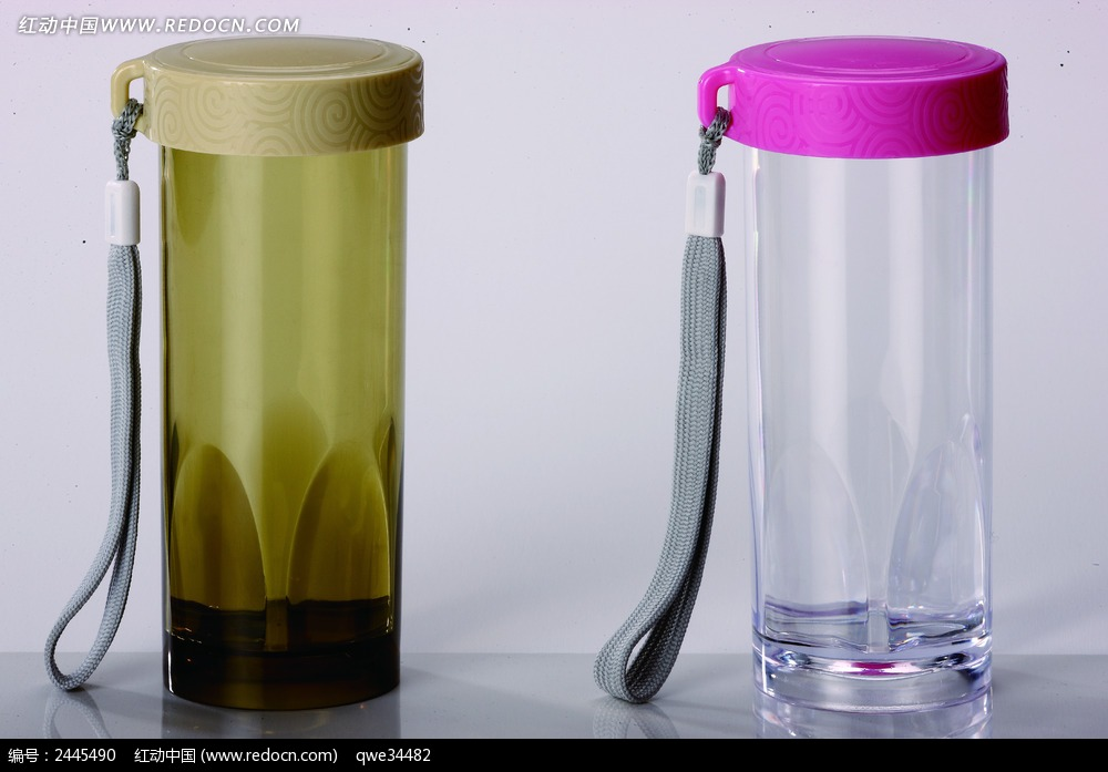 黄山手绘快题设计水杯