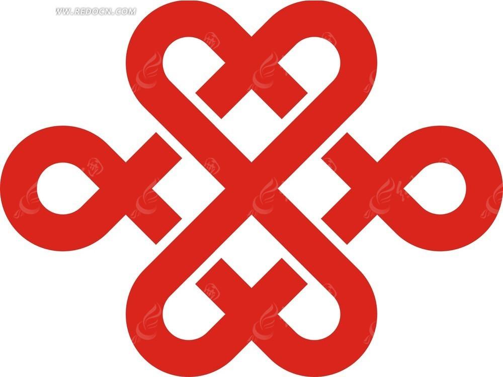 中国网通logo_彩绘 中国民间艺术 联通标志 _汽车图片网