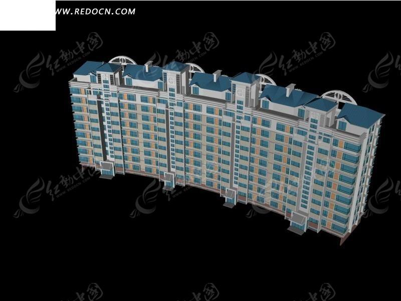 四川某二层木结构住宅建筑结构设计图展示
