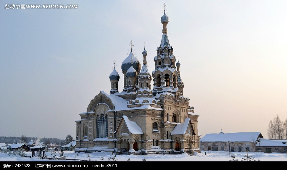 俄罗斯城堡建筑