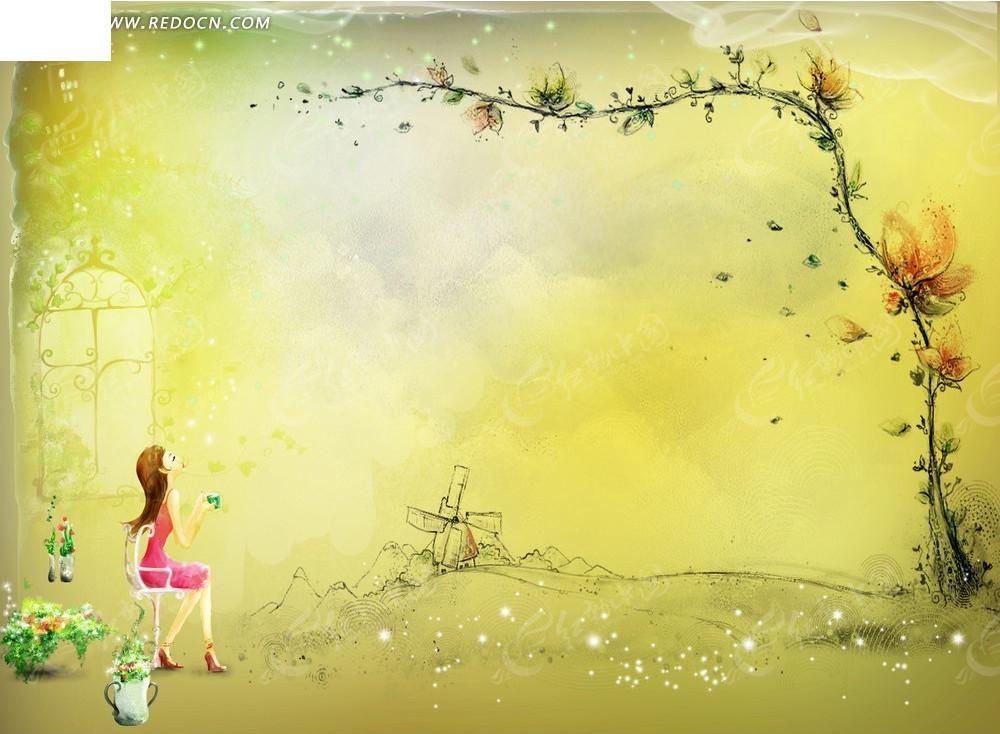 小说背景图_《青春的漂流》婉妙璃_【原创小说|言情小说】_晋江