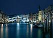 威尼斯城市夜景
