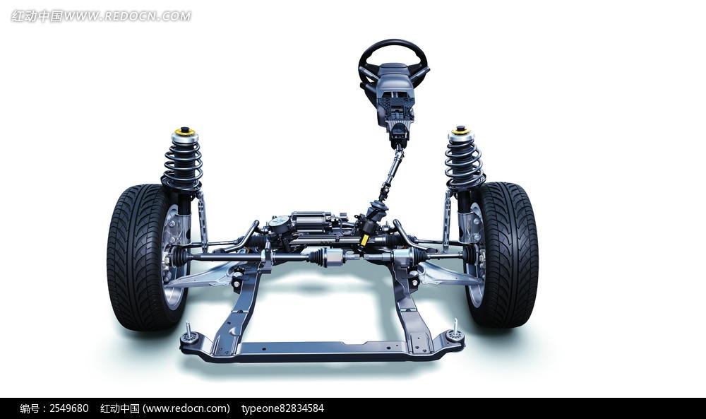 汽车悬挂结构