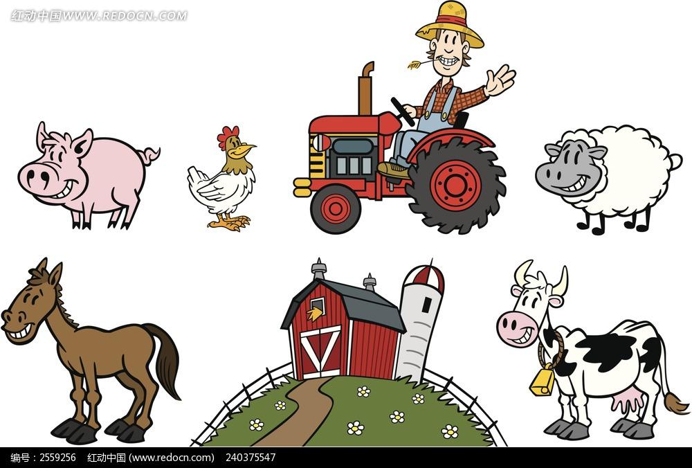 农场图片_动物图片