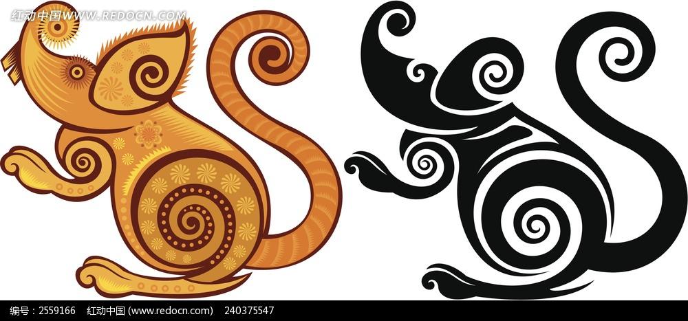 精致12生肖刺绣—-鼠图片 圆明园十二生肖兽首子鼠 生肖剪纸-鼠 十二图片