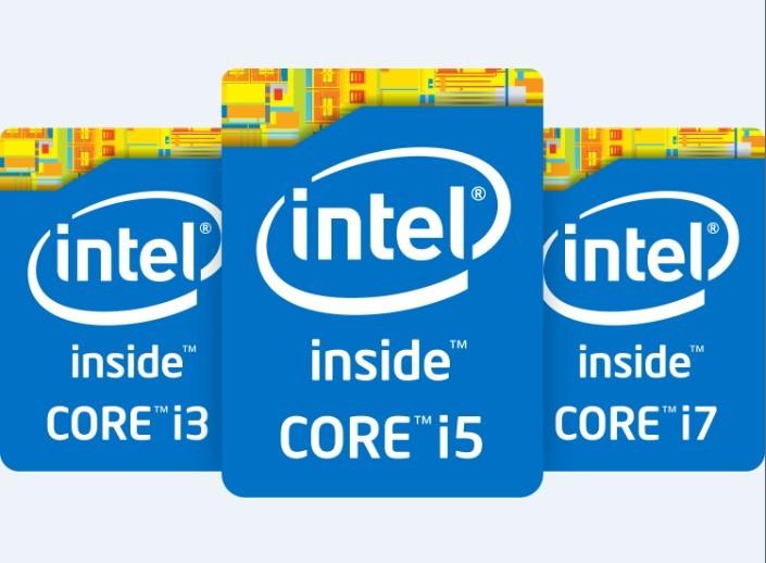 intel四代标i7 i5 i3 标示