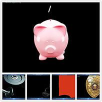 小猪储钱罐视频