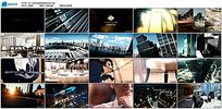 社会精英城市建筑视频