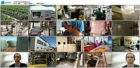 工厂车间生产视频