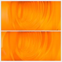 橙色螺旋纹理背景视频