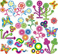 几何花纹图形图案设计