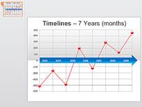 数据指标商业幻灯片素材下载图片