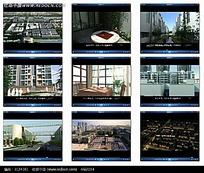 地产规划效果视频