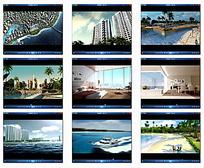 沿海商业小区视频