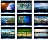 珠海城市规划风景视频