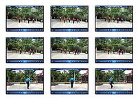 中国好姑娘附背面演示广场舞