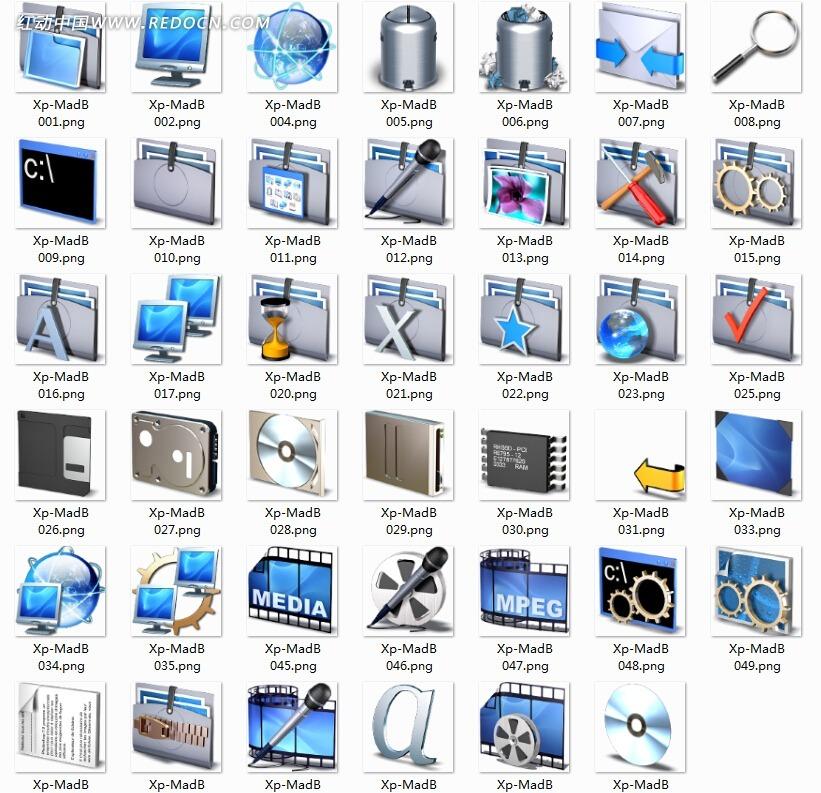 文件夹图标设计