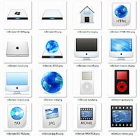 苹果显示屏等APP图标