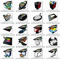 彩色苹果系列APP图标