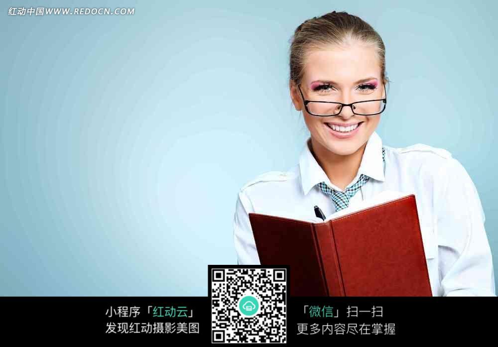 职场知识女性图片