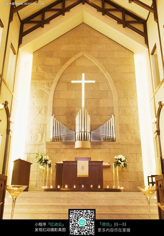 免费素材 图片素材 自然风光 自然风景 甜蜜婚礼教堂场景