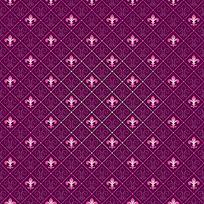 紫色系花朵底纹平铺背景模板