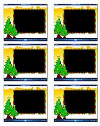 圣诞树电子相册