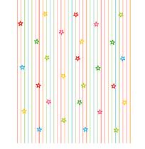 彩色五角星