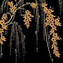 华丽古典花纹