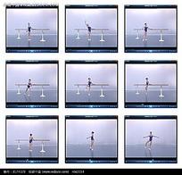 芭蕾舞学习视频