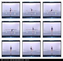 芭蕾舞基本功视频