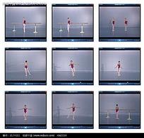 芭蕾舞教学视频