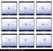 女士芭蕾舞视频
