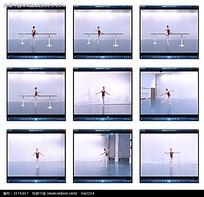 芭蕾舞入门视频