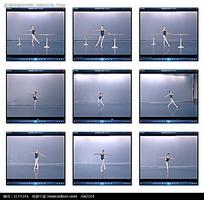 芭蕾舞入门学习视频